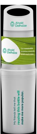 BE-O-bottle-wit-waterfles-bedrukt-relatiegeschenk-Ahold-Delhaize