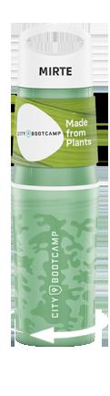 BE-O-bottle-green-bedrukte-waterfles-relatiegeschenk-voor-CityBootcamp