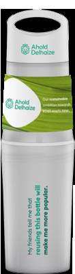BE-O-bottle-wit-waterfles-bedrukt-relatiegeschenk-Ahold-Delhaize-langerelevertijd